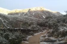 Hacia barranco de Mascun